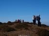 El Grupo en el Pico La Llomba