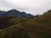 camino hacia Linares