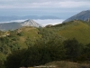 Desde el Puerto Ventana mirando hacia la vertiente  asturiana