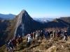 La Curuxa frente al pico Corbelloso