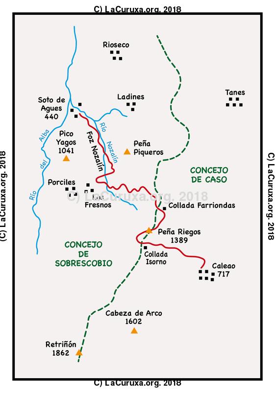 lacuruxa.org 2018 Mapa ruta 20180210