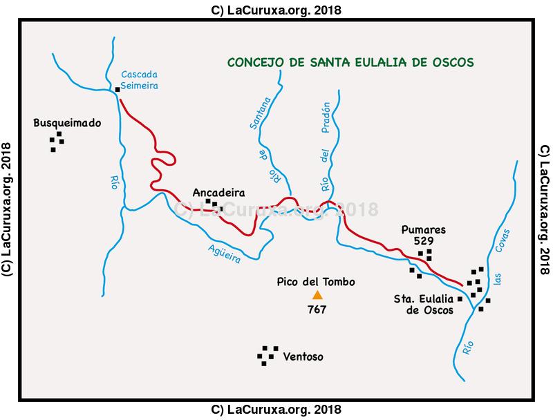 lacuruxa.org 2018 Mapa ruta 20180213