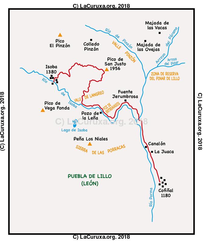 lacuruxa.org 2018 Mapa ruta 20180310