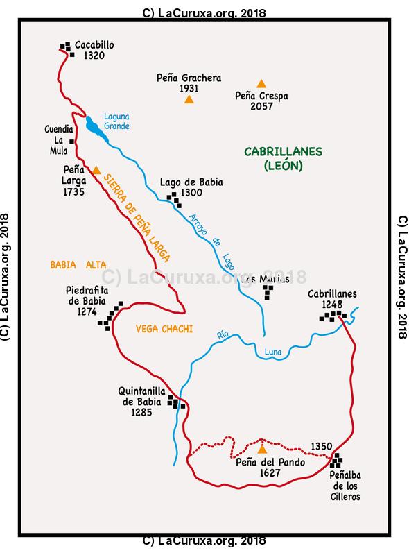 lacuruxa.org 2018 Mapa ruta 20180526