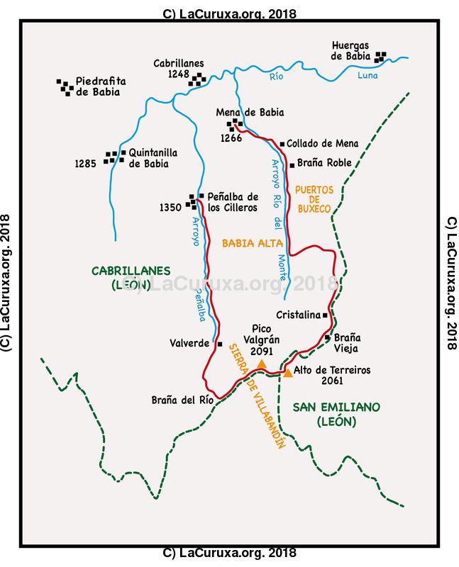 lacuruxa.org 2018 Mapa ruta 20181020