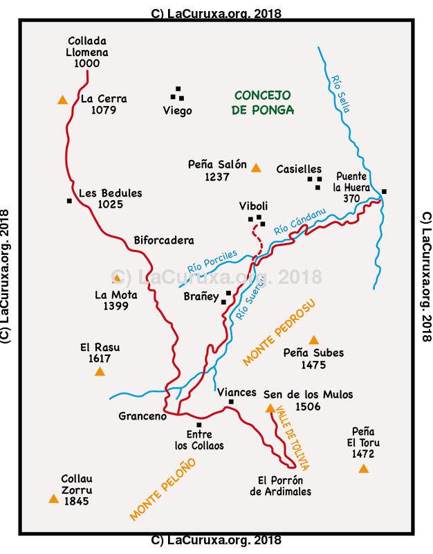 lacuruxa.org 2018 Mapa ruta 20181124