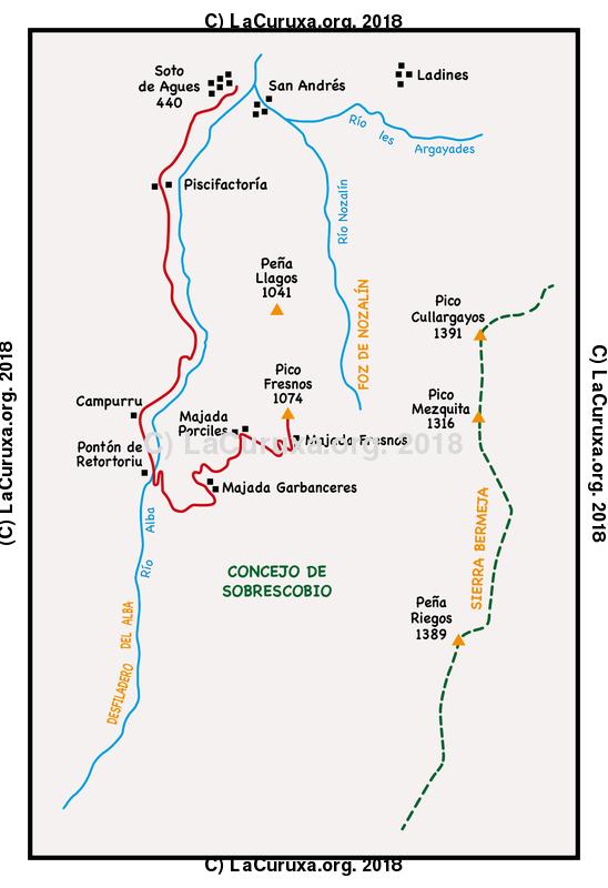 lacuruxa.org 2018 Mapa ruta 20181216